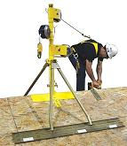 Guardian Skymast 3-Person Rotating Retractable Anchor