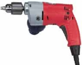 Milwaukee #0234 1/2 in. 0-850 RPM Electric Drill, New