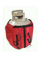 Propane Tank Warmer. Fits Refillable 20lb Cylinders/5G Pails