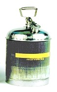 5 Gallon Type-1 Safety Can, Stainless Steel