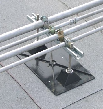Conduit Support System 16 In Wide X 7 In Unistrut 1