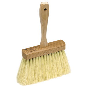 Marshalltown 6-1/2 X 1-3/4 Masonry Brush w/ Wood Handle - Marshalltown 6-1/2 X 1-3/4 Masonry Brush, 3-1/2 Tampico Fiber Bristles, Wood Handle. Price/Each.