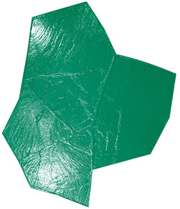 Orchard Stone Concrete Stamp Tool, 46x50 Green, Flexible - Orchard Stone Pattern Stamping Tool for Concrete, Green (1 of 3 color stamps to achieve pattern) Stamp Pattern 46x50 Inch. Flexible. Price/Each. (special order, shipping lead time 2 weeks; aka Butterfield BST3100GR-FL)
