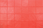 6 x 6 Slate Pattern Concrete Stamp, 24x36 Flexible, Red