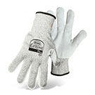 Boss #1CF7003 Extreme Plus Glove, Cowhide Leather Palm, 12 Pairs/Pack