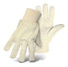 Boss #1JC13011, Poly Cotton Knit Wrist Glove, Box/12 Pair (Specify Size)