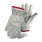 Boss #1JL4062J Driving Glove, Cowhide Leather, Economical, Box/12 Pair
