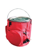 Caulk Warmer, 1 Gallon Can Warmer Wrap, 120VAC