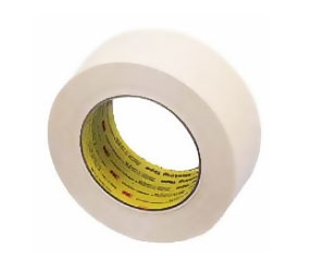 1-1/2 in. X 60 Yards 3M Scotch General Purpose Masking Tape (24) - 3M Brand 1-1/2 inch x 60 Yard (Roll 36mm x 55M) 3M Scotch Brand General Purpose Masking Tape. 24/Case. Price/Case.