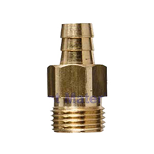 Dow #259200 Barbed Brass Tool Gun Tip - DOW #259200 Barbed Brass Dispensing Nozzle / Gun Tip. Fits PRO-13 / PRO-14 Foam Gun Tools. Barbed Tip allows use of plastic extension straws (not included). Price/Each.