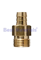 Dow #259200 Barbed Brass Tool Gun Tip