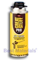 Dow Great Stuff Pro Cleaner, 12 Oz. Can (1), UPS ground only