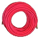50 ft. x 3/8 Red Air Hose (Airhose), 250 PSI Goodyear Pliovic