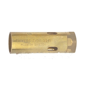 Sievert #3941 22mm Standard Burner - SIEVERT #3941 22MM DIAMETER STANDARD FLAMELESS HOT-AIR BURNER. FITS PRO-88/86 SERIES  TORCHES. PRICE/EACH.