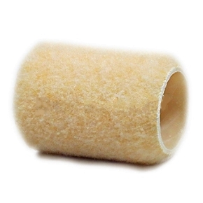 3 Inch Wide Paint Roller Cover, Solvent Resistant , 1/4 Nap (1) - 3-inch Wide Paint Roller Cover with 1/4 inch Nap. 1-1/2 inch ID Solvent Resistant Epoxy Core. Fits all standard roller frames. Price/Each.