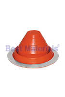 #3 Round Base Silicone Pipe Flashing