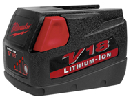 Milwaukee #48-11-1830 18V Lithium-Ion Battery - Milwaukee 18 Volt Lithium-Ion Battery. New in retail packaging and full factory warranty.