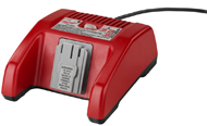 Milwaukee 18-28V Li-Ion / Ni-Cd Battery Charger, Ac - Milwaukee 48-59-2818 18-28V Lithium-Ion / Slide-On Ni-Cd Battery Charger, 120 volt AC. New.
