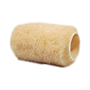 4 Inch Wide Paint Roller Cover, Solvent Resistant, 3/8 Nap (1) - 4 INCH WIDE PAINT ROLLER COVER 3/8 NAP. 1-1/2 INCH ID SOLVENT RESISTANT EPOXY CORE. FITS STANDARD ROLLERS. SUITABLE FOR ALL TYPES OF PAINTS AND COATINGS. PRICE/EACH.