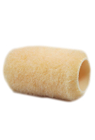 4 Inch Wide Paint Roller Cover, Solvent Resistant, 3/8 Nap (1)