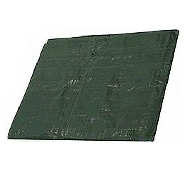 40 X 60 Green (Forest Green) Tarp, 10x10 Weave, 4.5 Oz - 40