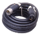 100 Foot 6/3-8/1 Sow Rubber Temporary Power Cord, 50 Amp