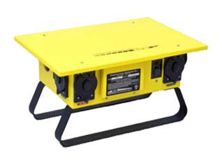 Temporary Power Distribution Box GFCI 50A 125/250V