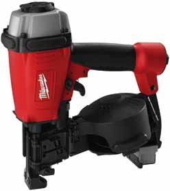 Milwaukee 7120-21 Coil Roofing Nailer Kit - Milwaukee 7120-21 Pneumatic Coil Roofing Nailer Kit. Includes, tool safety glasses, Oil, Wrench and carrying case. NEW with 5-Year Warranty. Price/Kit.