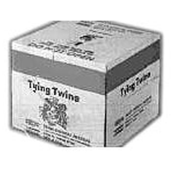Polypropylene Baling Twine, 138# Tensile, 8500 ft. - #850 138 LB. TENSILE, INDUSTRIAL QUALITY WHITE POLYPROPYLENE BALING TYING / WRAPPING TWINE IN A CENTER-DRAW DISPENSING BOX, 8500 FT./BOX. PRICE/BOX. (MANY OTHER SIZES AVAILABLE. CALL FOR PRICING)
