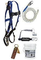 Professional Roofers Fall Protection Kit