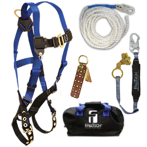 Fall Arrest / Fall Protection Kits of All Kinds on Sale