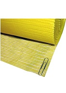 24 in. X 150 Ft, Roll Resin Coated Yellow Fiberglass Fabric (8)