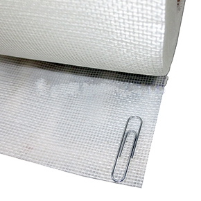 4 in. x 150 ft. Roll White Fiberglass Mesh Cloth - Fiberglass Reinforcement Fabric, White Color, 20 X 20 Mesh, Resin Coated, 4-inch Wide x 150 ft. Roll. Price/Roll.