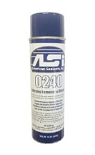 ASI 0240 Adhesive Cleaner / Remover, 14 oz. Can (UPS Ground ship)