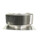 20 inch Aura Ventilator, 2 inch Collar, for Shingle Roof