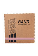1/2 inch x 100 ft. Roll Stainess Steel Banding, .025 Thick, PINK