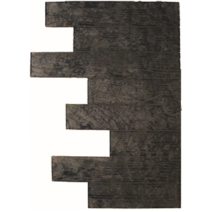Hardwood Plank Concrete Stamp, 19x28, 3-1/2 inch plank. Flexible Y-Mat - Hardwood Plank Pattern Concrete Stamp Tool, Flexible Y-Mat, 19x28 size stamp with 8 of the 3-1/2 planks. Price/Each. (aka Butterfield BST7350-Y-F)