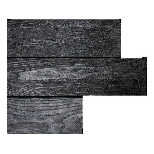 6 inch Hardwood Plank Pattern End Mat, 22x18 X-Pattern - Hardwood Plank Pattern End Pattern Concrete Stamping Mat. Creates 6-inch wide plank patterns for Ends and Edges. 22x18 inch X-Mat Pattern, Flexible. Price/Each. (special order, shipping lead time 2 weeks; aka BST7370X-FL)