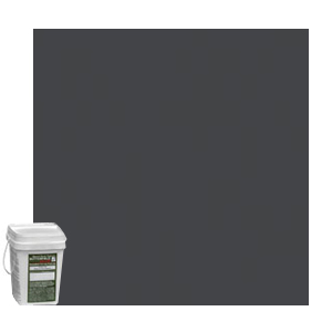 Concrete Color Hardener, Shake On, Deep Charcoal, 50 lb - Perma-Cast® shake-on Color Hardener for decorative concrete projects, Deep Charcoal, 50 lb, Price/Each. (special order, shipping lead time 2 weeks; aka P13-DeepCharcoal)