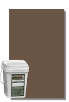 Concrete Color Hardener, Shake On, Walnut, 50 lb