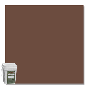 Concrete Color Hardener, Shake On, Russet, 50 lb - Perma-Cast® shake-on Color Hardener for decorative concrete projects, Russet, 50 lb, Price/Each (special order, shipping lead time 2 weeks; aka P19-RUSSET)