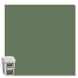 Concrete Color Hardener, Shake On, Juniper, 50 lb - Perma-Cast® shake-on Color Hardener for decorative concrete projects, Juniper, 50 lb, Price/Each (special order, shipping lead time 2 weeks; aka P33-JUNIPER)