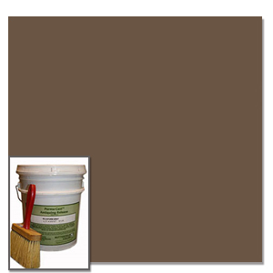 Antiquing Release for Concrete, Walnut color, 30-lb pail - Antiquing Release for Decorative Concrete projects, Walnut color, 30-lb pail. Price/Each. (special order, shipping lead time 2 weeks; aka R14-WALNUT)