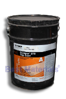 Conipur 275 Waterproofing Topcoat, Interior Grade, BLACK (4.78G)