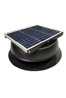 Solar Attic Fan, Cardinal Ventilation, 20 Watt, w/ Thermal Control