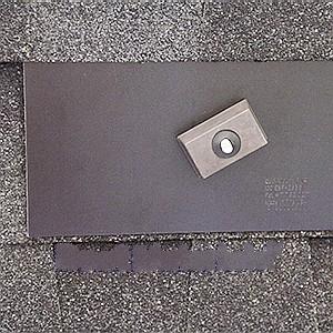Solar Panel Mount Bracket Set Shingle Roof SPECIFY FINISH (case/12)