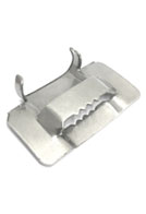 1-1/4 inch 304 Stainless Steel Ear-Lokt Banding Buckles (25)