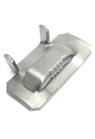 1/2 inch 304 Stainless Steel Ear-Lokt Banding Buckles (100)