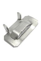 3/4 inch 304 Stainless Steel Ear-Lokt Banding Buckles (100)