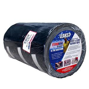 EternaBond RoofSeal BLACK Repair Tape, 24 in. x 50 ft. Roll - EternaBond RoofSeal BLACK Waterproofing Repair Tape, 24 in. x 50 ft., Price/Roll.